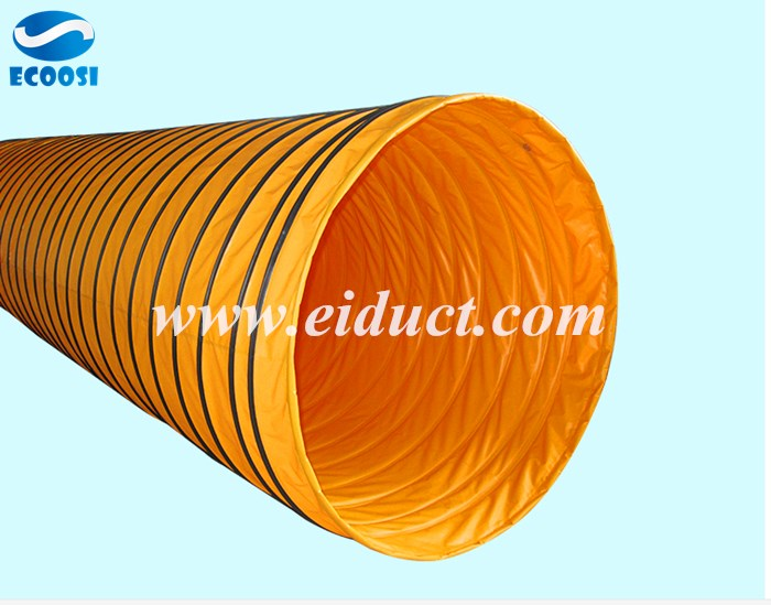 Mining Duct Flexible Duct Blower Duct News Center Ecoosi Industrial Co Ltd